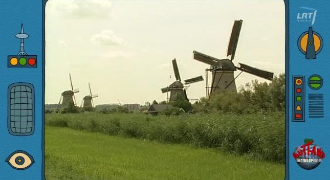 Gustavo enciklopedija apie Olandiją